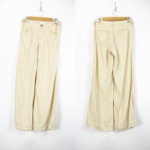 🌺Anthropologie Hei Hei Beige Loose Trouser Pants